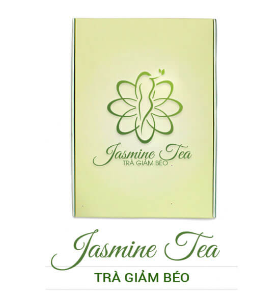 công dụng trà giảm béo jasmine tea